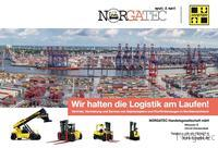 Norgatec forklift reachstacker Hyster